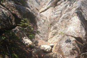 Losing Sandman & The Mahoosuc Notch