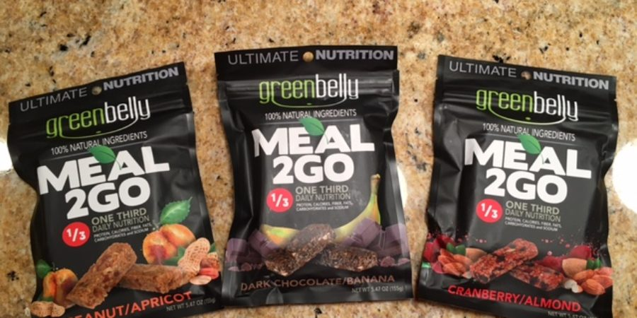 Greenbelly Food Bar Review   Average Hiker