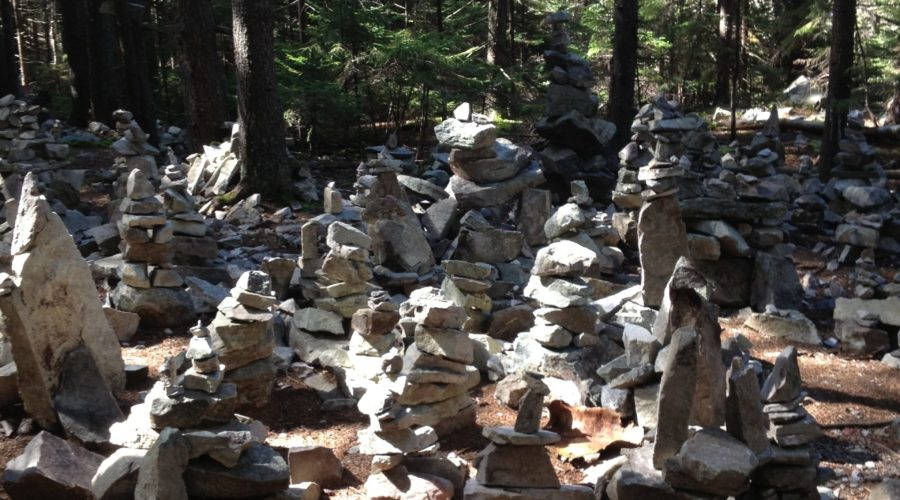 Cairn Graveyard & Other Large Beings