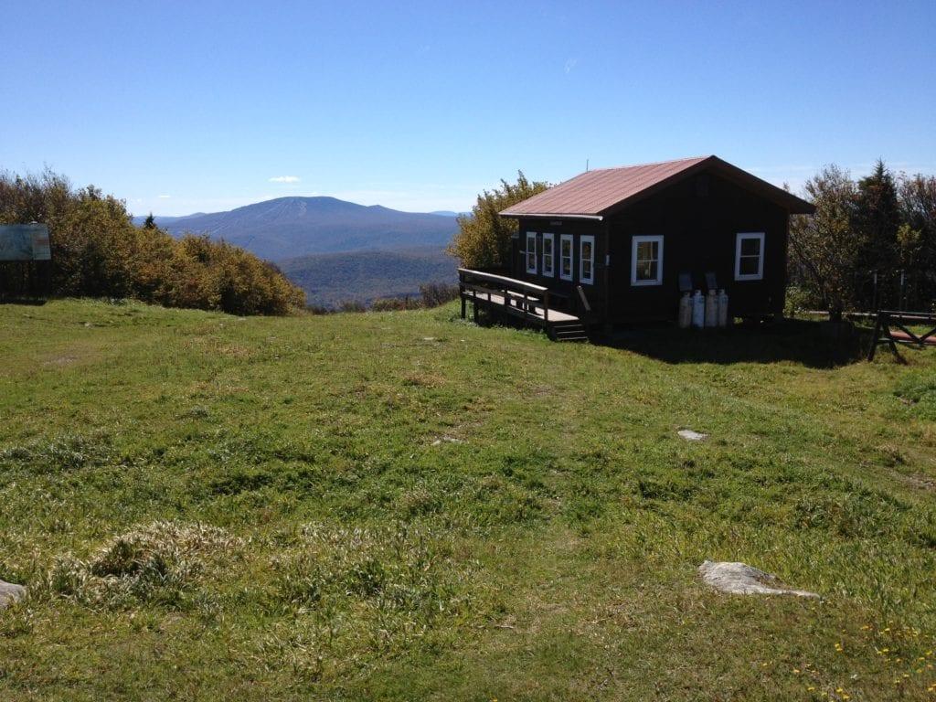 Vermont Hut