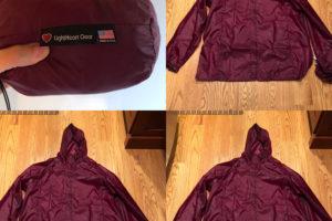 Lightheart Rain Jacket