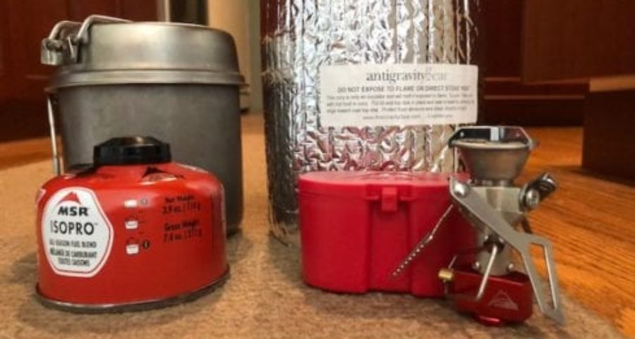 Backpacking Cooking Kit Review | Average Hiker
