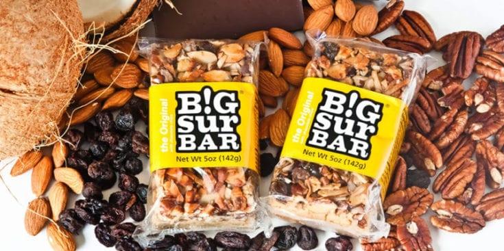 Arizona Trail Resupply - Big Sur Bars