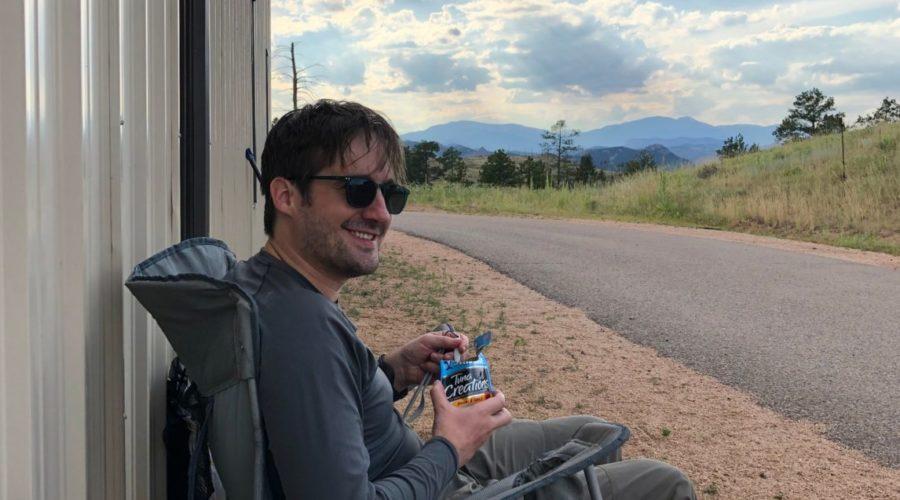Hot Colorado Trail