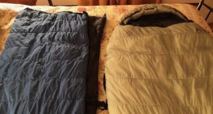 Sleeping Bag or Quilt   Average Hiker