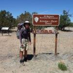 Continental Divide Trail 2009 - Zuni-Acoma | Average Hiker