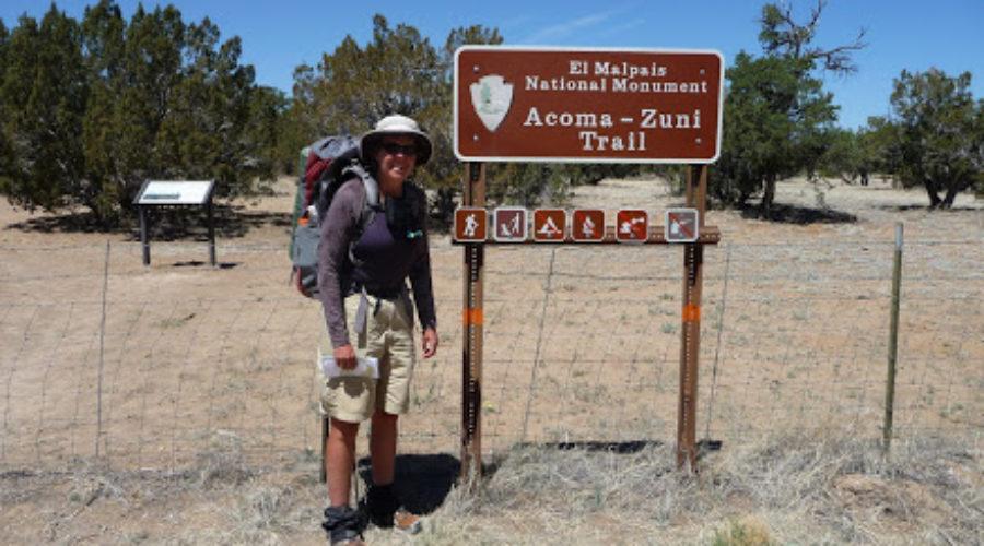 Zuni-Acoma Trail