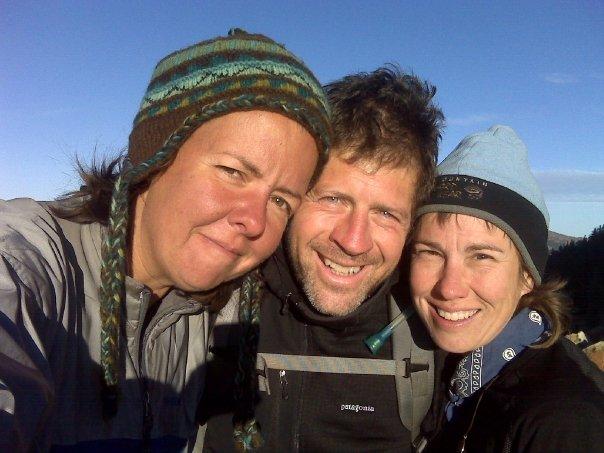 PCT Hiker Friends