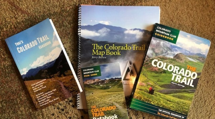 Colorado Trail Guides