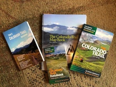 Colorado Trail Guides