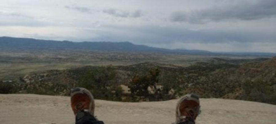Badlands View