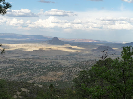 Mesa Badlands