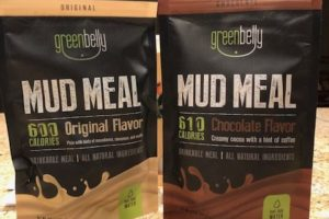 Greenbelly Mud Meals