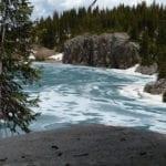 Blue Lake - CDT 2009 | Average Hiker