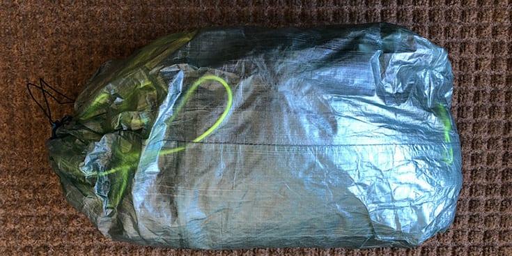 Zpack stuff sack