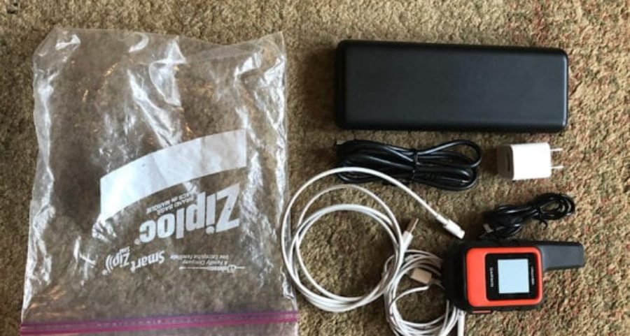 Backpacking Electronics and Gadgets