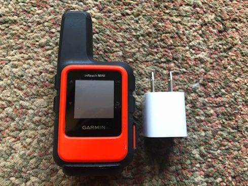 Backpacking Electronics and Gadgets - Garmin InReach Mini