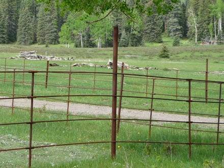 fence-in-banded-peak-valley