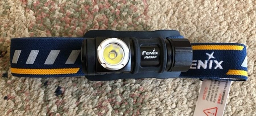 Fenix HM50R Headlamp Review - Header Image
