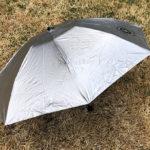 silver shadow mini umbrella feature