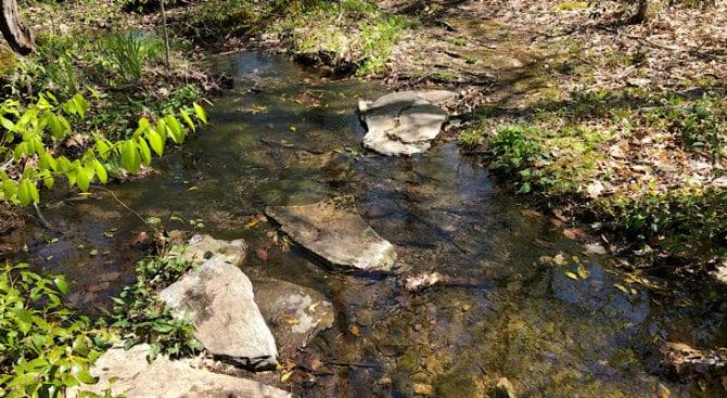 mattabesett creek crossing