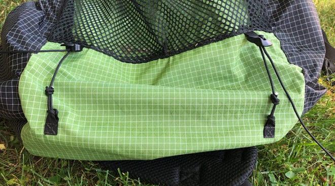 backpack bottom straps