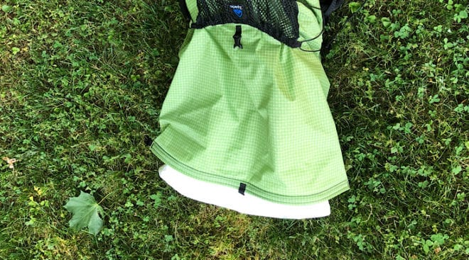 long sleeve with compactor bag