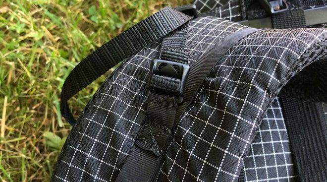 Shoulder adjustment strap