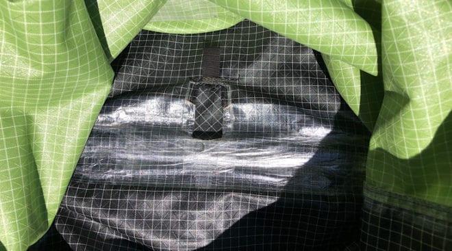 zpack arc haul seam taping
