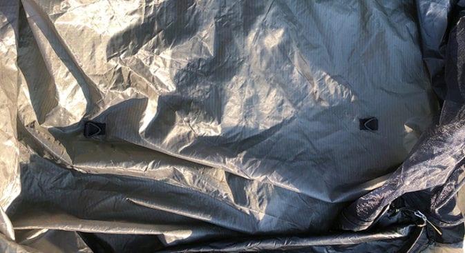 bristlecone bivy pad clips