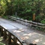 Bridge at Signal Ridge Trailhead