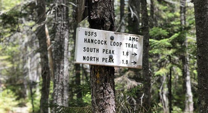 junction for hancock loop