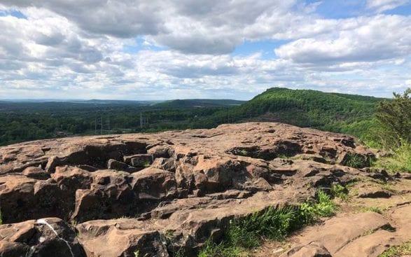 views to northwest