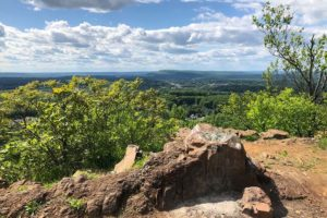 NET Mattabesett Section 11 Provided Great Views!| Average Hiker