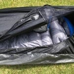 bristlecone bivy with bag and pad