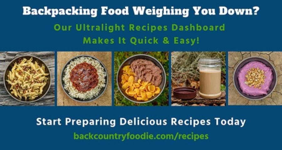 Backcountry Foodie Lighter Backpack