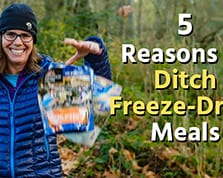 backcountry foodie review backpacking food for average hiker