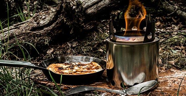 bushbuddy backpacking stove average hiker