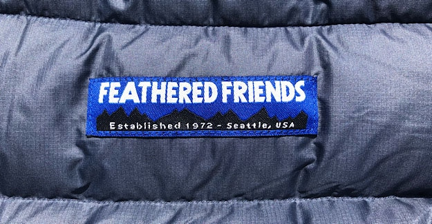 feathered friends womens eos jacket for backpacking