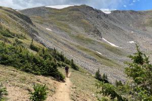 Colorado Trail Day 8 – Shila! | Average Hiker