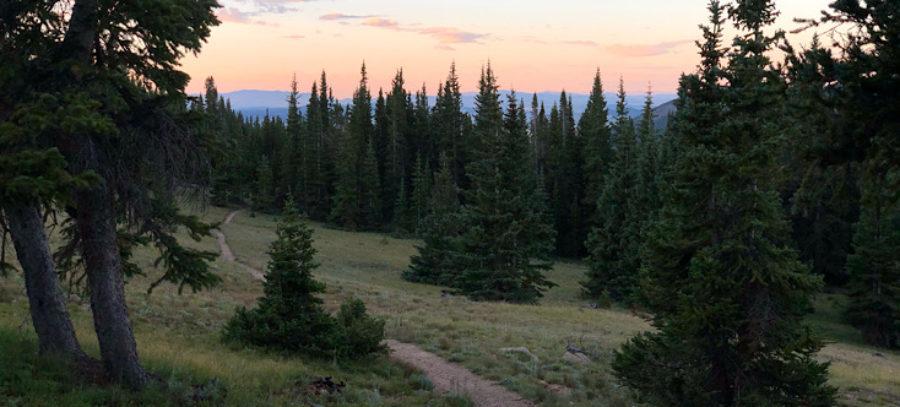 Colorado Trail Day 5 – Fat Bikes!   Average Hiker