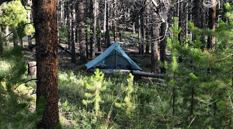 Altaplex on the Colorado Trail