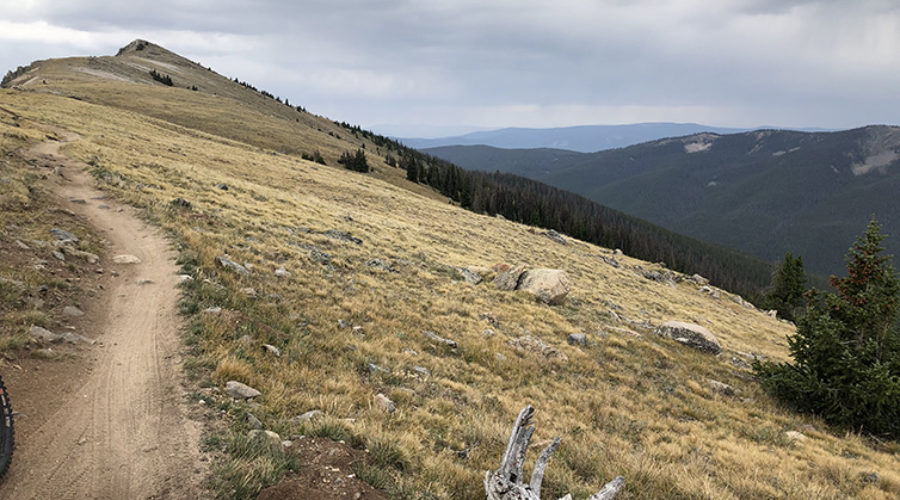 Colorado Trail Day 25 – Monarch Pass | Average Hiker