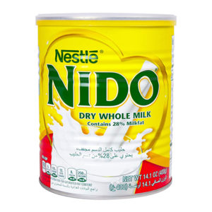 NIDO Whole Powdered Milk