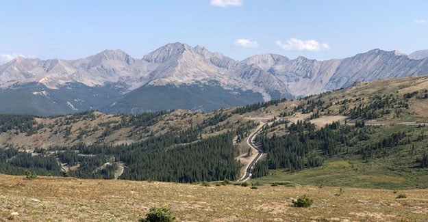 Another Cottonwood Pass View