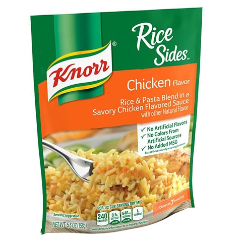 Chicken Knorr Rice Side