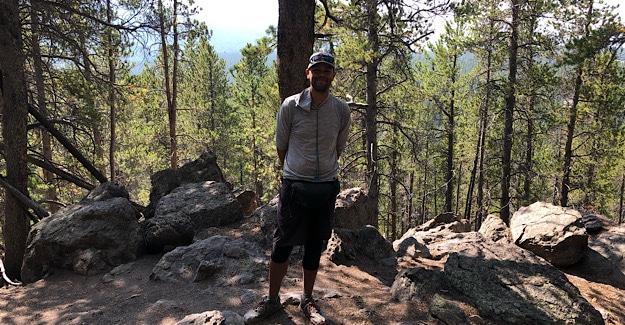 """Thru-hiker """"Do Over"""" after Leadville, CO"""
