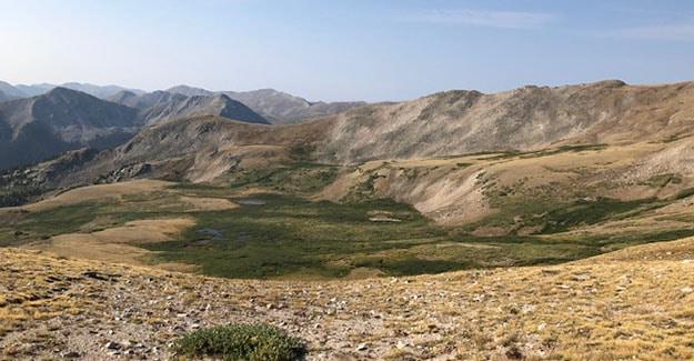 Colorado Trail Day 22 on Way to Chalk Creek