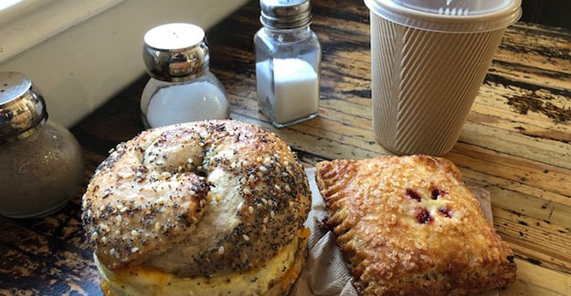 Baked Goods From the Red Hen in Salida Colorado