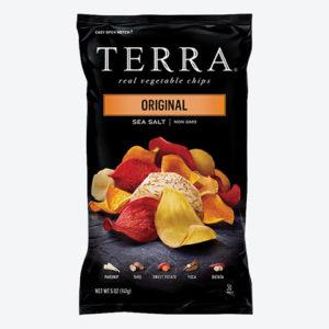 Terra Original Chips with Sea Salt